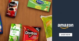 Amazon Offers on Popular Groceries