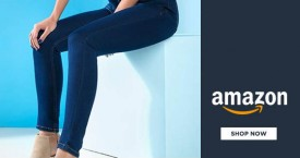 Amazon Amazing Offer : Min 50% OFF on Women's Jeans & Trousers