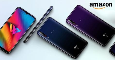 Amazon Hot Deal : Upto 30% Off on LG Smartphones