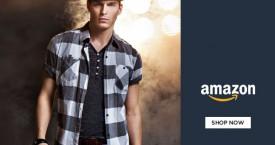 Amazon Discounts on Men's Clothing