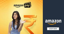 Amazon Amazon Pay Offer : Upto Rs. 3,300 Cashback* on Recharges, Food, Travel & More