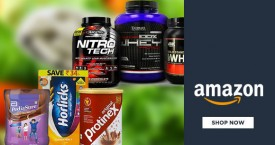 Amazon Amazon Offer : Upto 30% - 40% OFF on Diet & Nutrition