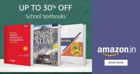 Amazon Upto 30% OFF on School Textbooks