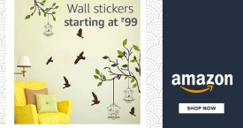 Amazon Best Price : Decoratives Stickers At Rs. 99