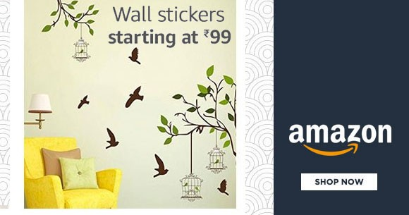 Best Price : Decoratives Stickers At Rs. 99