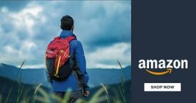 Amazon Amazon Offer : Upto 20% OFF on Wildcraft Backpacks
