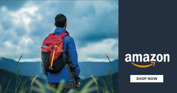 Amazon Offer : Upto 20% OFF on Wildcraft Backpacks
