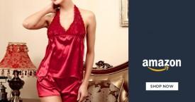 Amazon Great Deals on Women's Lingerie & Nightwear