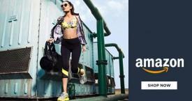 Amazon Special Offer : Upto 30% - 70% OFF on Women's Sportswear
