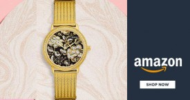 Amazon Amazing Deal : Upto 80% OFF on Women's Watches