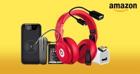 Amazon Special Offer : Mobile Accessories Starting from Rs. 389
