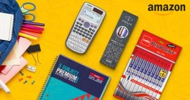 Amazon Great Deal : Stationery Essentials Starting Rs. 79