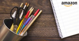 Amazon Best Deal : Upto 70% OFF on Pencils, Notebooks, Pencils, diaries etc.