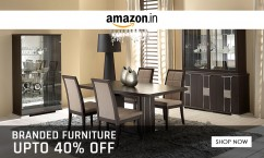 Amazon Best Offer : Dining Room Furniture Upto 50% OFF