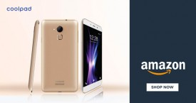 Amazon Special Offer : Coolpad Smartphones Upto 50% Off