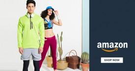 Amazon Great Deal : Fashion Sportswear Store Upto 70% Off