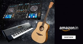Amazon Upto 50% Off on Musical Instrument.