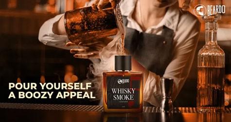 Beardo Special Deal : Upto 25% Off on Beardo Whisky Smoke
