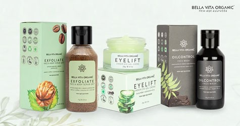 Bellavitaorganic Special Deal : Upto 25% Off on Skin Care