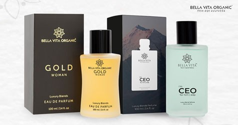 Bellavitaorganic Great Offer : Upto 50% Off on Perfumes