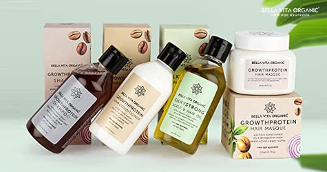 Bellavitaorganic Special Deal : Upto 20% Off on Hair Care