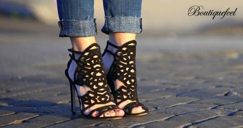 Boutiquefeel Footwear Sale : Upto 40% OFF on Women's Footwear
