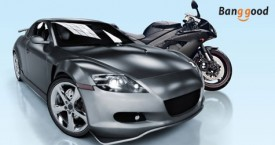 Banggood Best Deal : Upto 50% OFF on Automobiles & Motorcycles Accessories