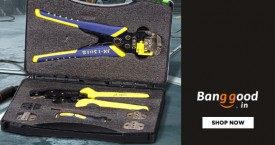 Banggood Best Deal : Upto 73% Off on Tools & Security Cams