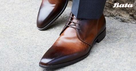 Bata Mega Offer : Formal Shoes Starting From Rs. 999