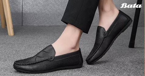 Bata Hot Deal : Loafers & Moccassin Starting From Rs. 399