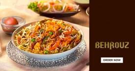 Behrouzbiryani Best Deal : Subz-e-Biryani (Regular) Rs. 260