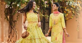 Biba Great Offer : Upto 50% OFF on Wedding Collection