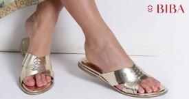 Biba Hot Deal : Upto 50% Off on Footwear