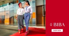 Biba Mega Offer : Upto 50% Off on Fashion Bottoms