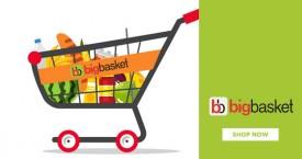 Bigbasket RBL Bank Credit Cards : Get 10% Instant Discount, Shop for Rs. 1500 & above