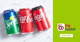 Bigbasket Special Deal : Energy and Soft Drinks Upto 20% Off