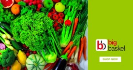 Bigbasket Special Deal : Fresh Vegetables Upto 20% Off