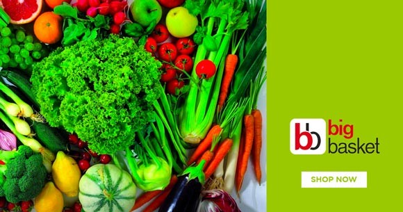 Special Deal : Fresh Vegetables Upto 50% Off