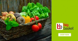 Bigbasket Great Deal : Organic Fruits & Vegetables From Rs. 10