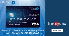 Bookmyshow Simplyclick Sbi Card Rewards Offer.