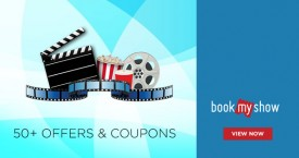 Bookmyshow View Latest 50+ Offers & Coupons