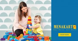 Menakart Get 10% Off on Toys and Video Games
