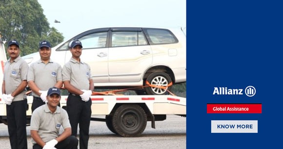Roadside Assistance for 4 Wheelers : Save Upto Rs. 10,000
