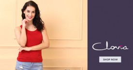 Clovia 2 Camisoles At Rs. 499 Only.