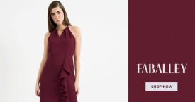 Faballey Hot Deal : Get Upto 50% OFF on Dresses
