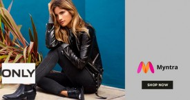 Myntra Upto 50% Off on ONLY.