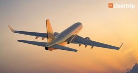 Cleartrip Cleartrip Offer : Upto Rs. 1,500 Cashback on Domestic Flight Bookings