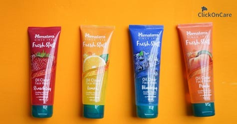 Clickoncare Best Deal : Face Wash Starting from Rs. 140