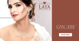 Candere Offer on Laya Rose Gold Collection.