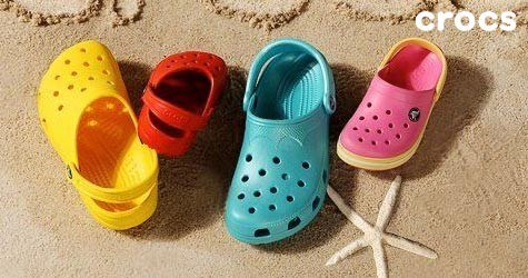 Crocs Special Offer : Upto 50% OFF on Footwear